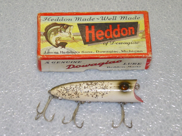 Vintage Lures Lucky 13